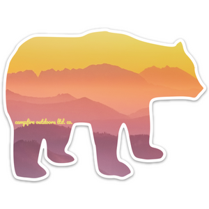 Bear Sticker Bundle (SAVE 25%)