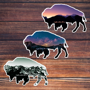 The Bison Collection (SAVE 15%)