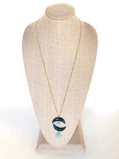 Eye of the Hurricane Necklace