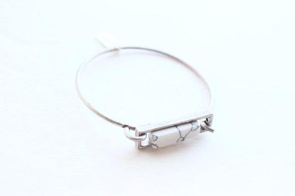 Fontaine Bracelet in Silver