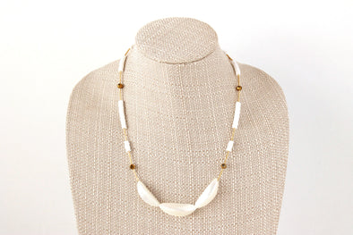 Sandy Breeze Morning Necklace