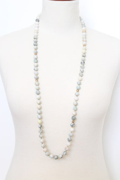 Jade Glam Necklace
