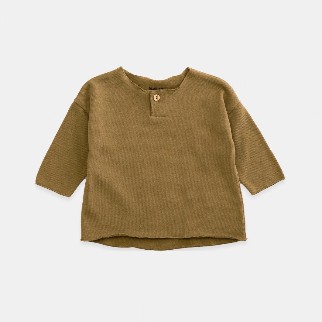 Organic Cotton Sweater | Play Up