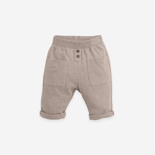 Trousers w/ Wooden Buttons Bicho | Play Up