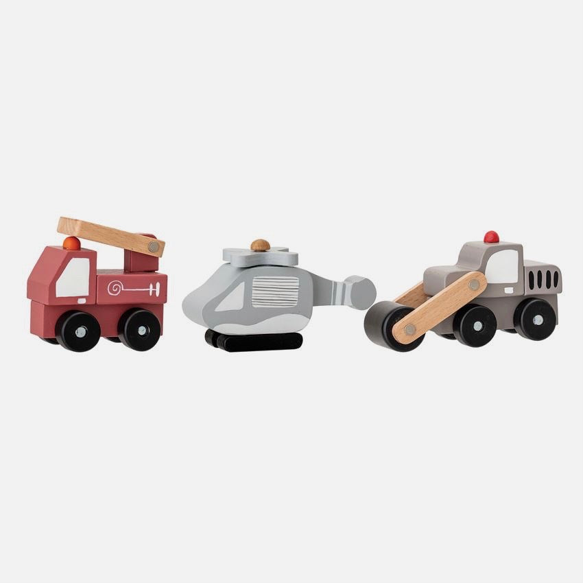 Wood Vehicle Toy