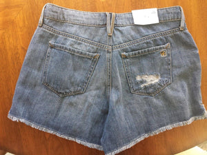 NEW Women's Shorts Size 6/26 Jessica Simpson Holly Journey