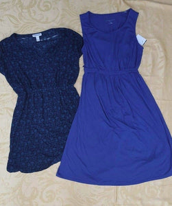 5c2ad4ab99847 NEW Maternity Top and Maternity Dress Size M by Liz Lange Set of 2 NWT