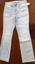 NEW Gap 1969 Women's Jeans Size 30R x 32 Perfect Boot High Rise Denim Light Blue