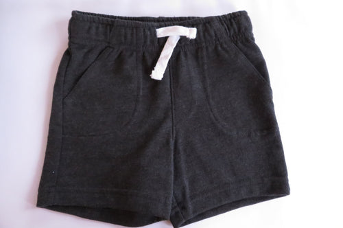 NEW Cat & Jack Baby Boy Shorts Black 18 Months