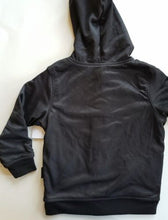 NEW Star Wars Boys Hoodie Jacket with Hood Face Cover Size XS or 5T Black/Gray