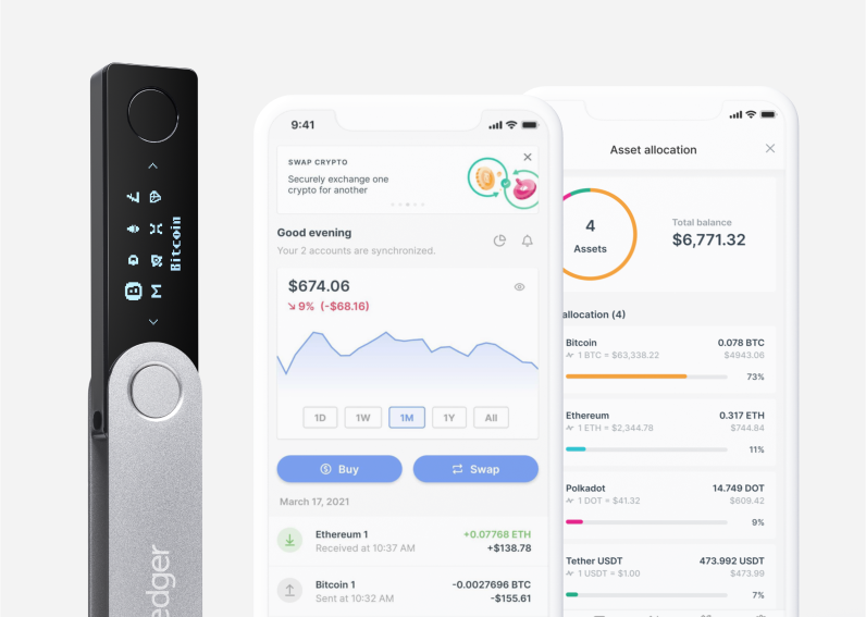 Coinkite Cold Hard Wallet Vs Ledger Nano X – Which is Better?