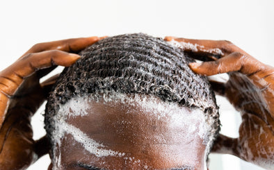 How to Wash Natural Hair While Keeping Those Tangles at bay