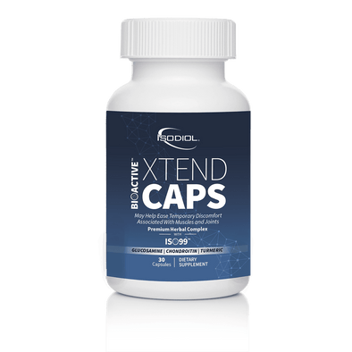 Isodiol Bioactive Xtend Capsules