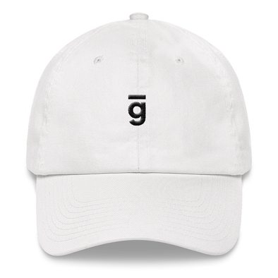 Gramsly White Dad hat