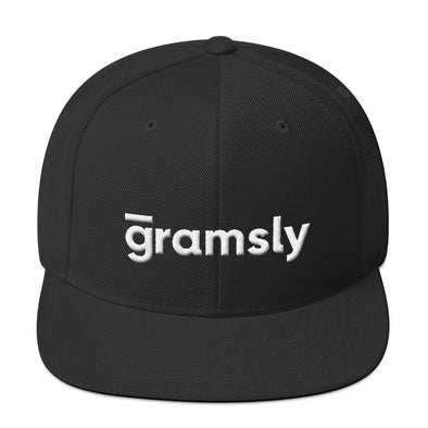 Gramsly Snapback Hat