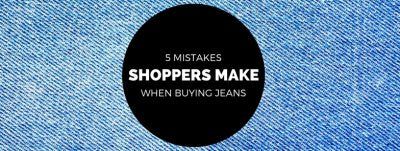 5 Mistakes Shoppers Make When Buying Vintage Levis Jeans