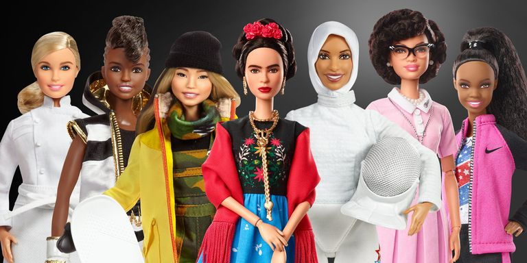 Barbie Inspiring Women Campaign