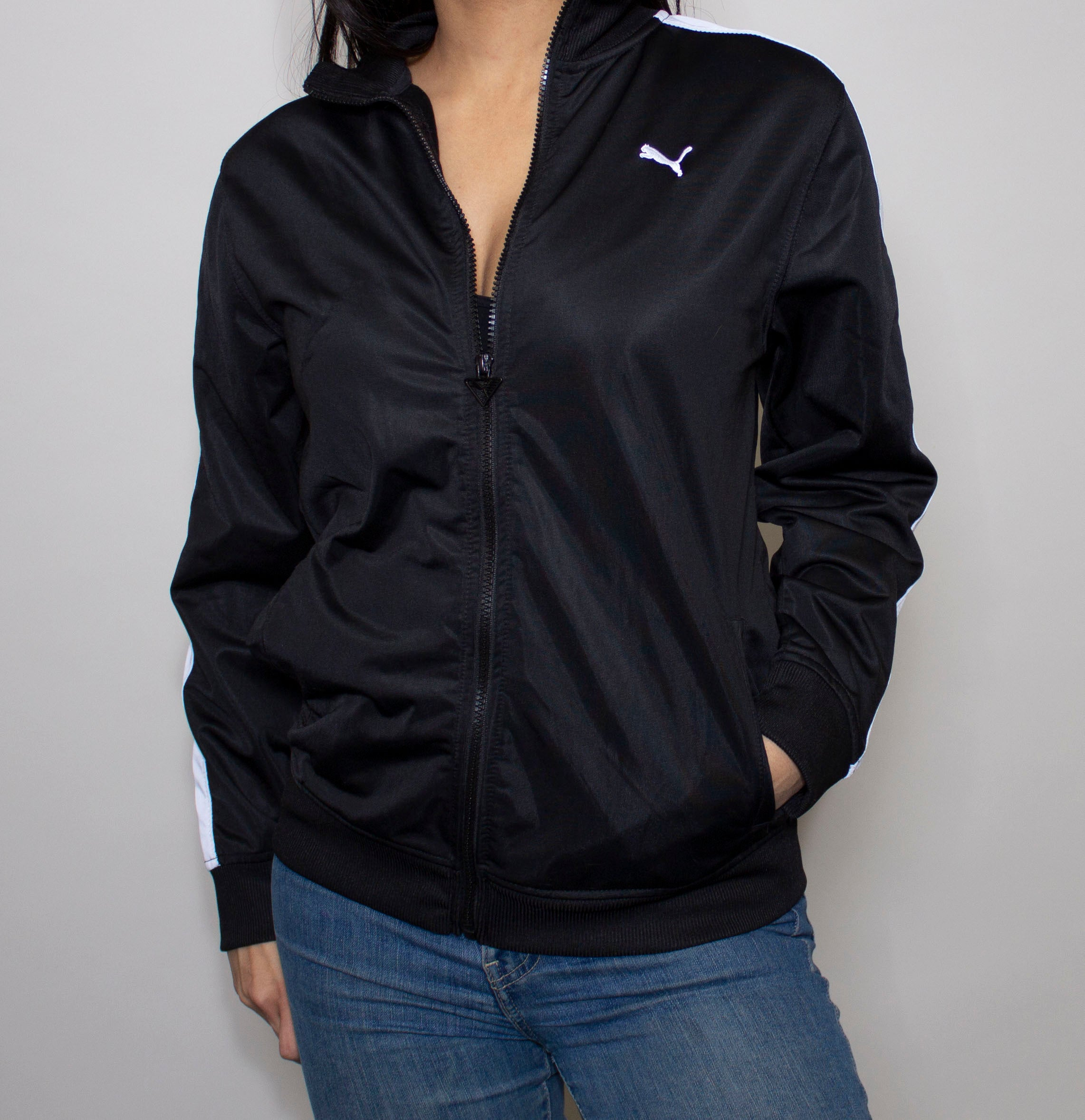 Puma ZipUp Sweater