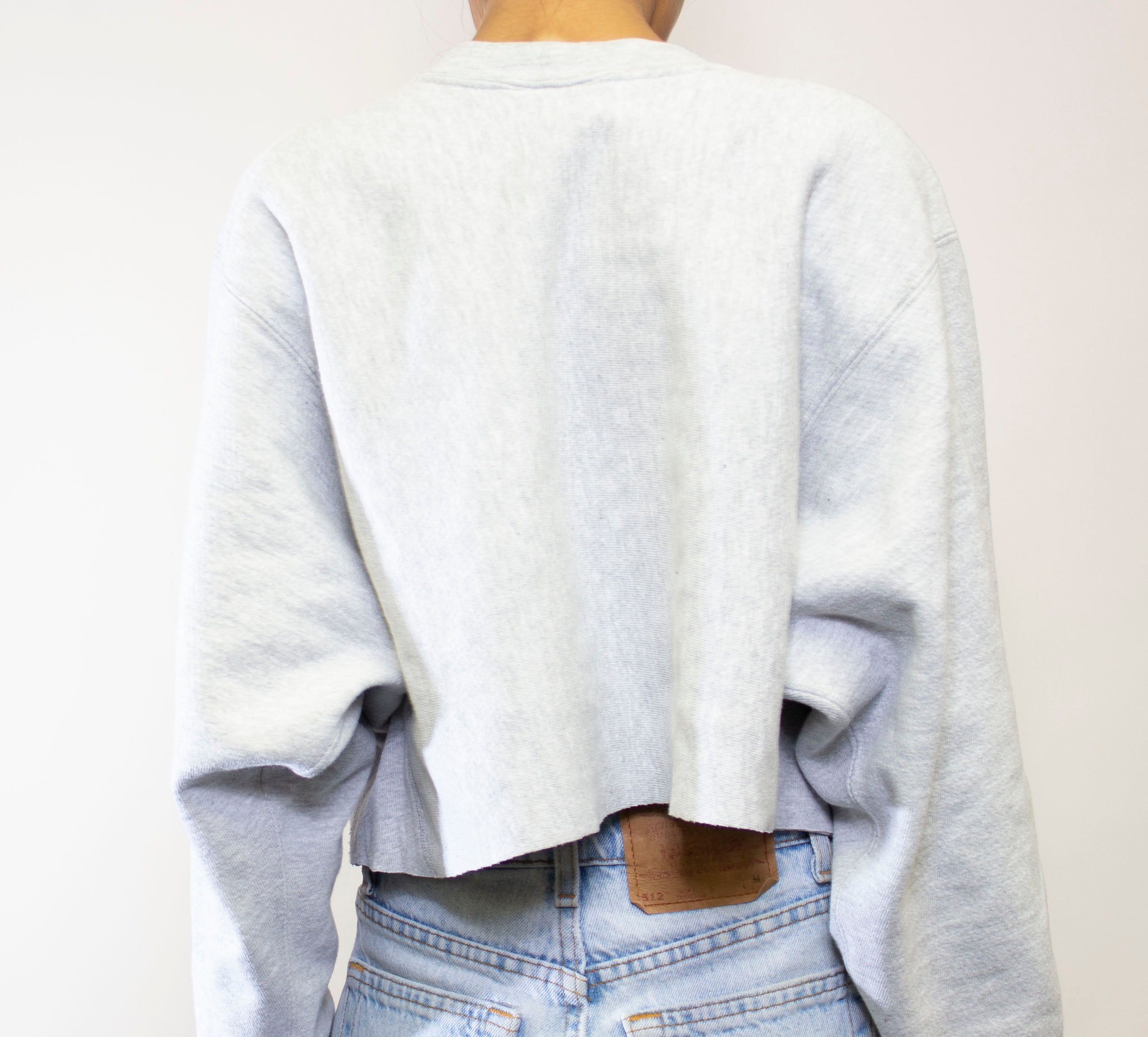 Chill Crop Sweatshirt