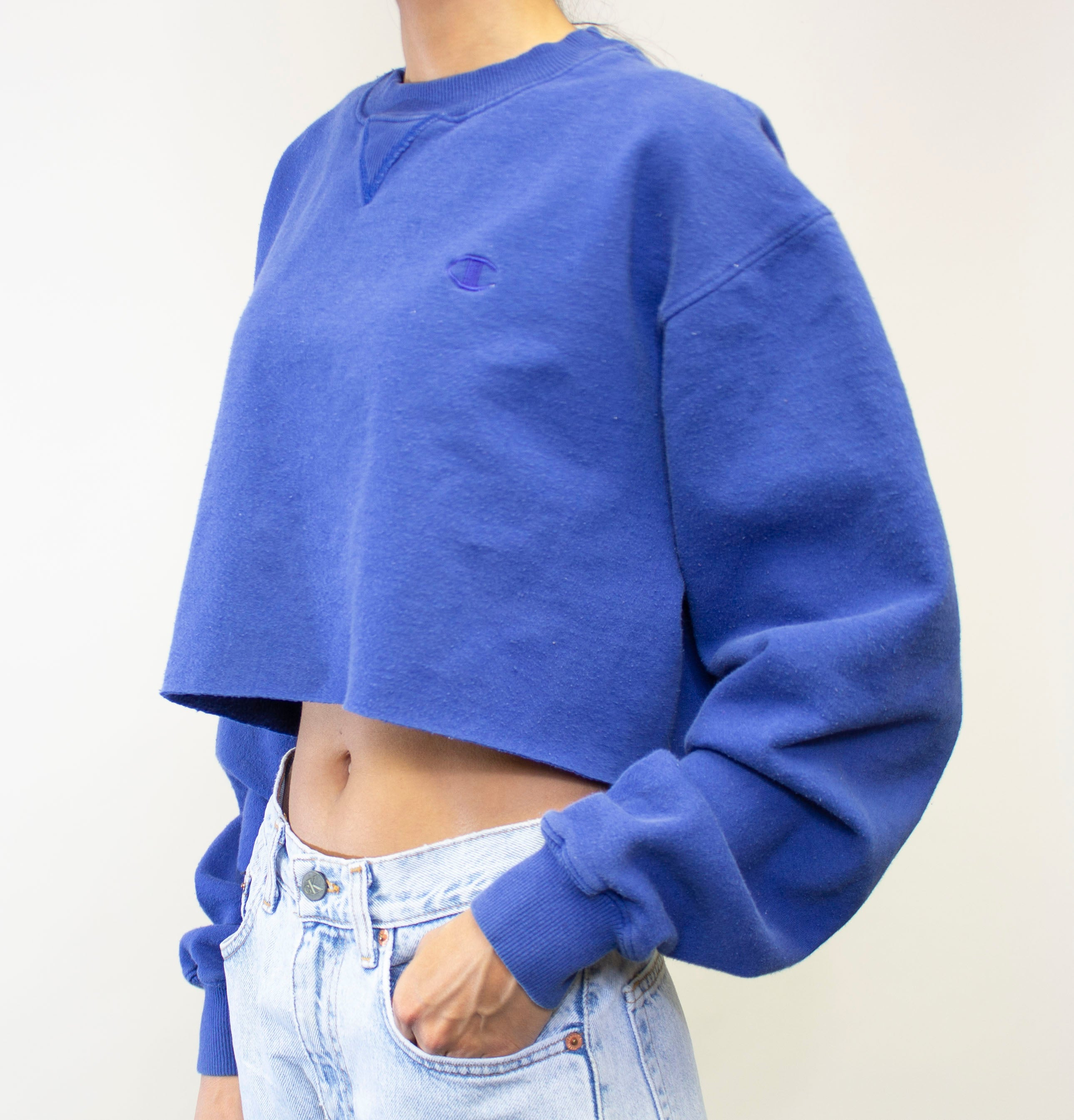 Indigo Champion Crop