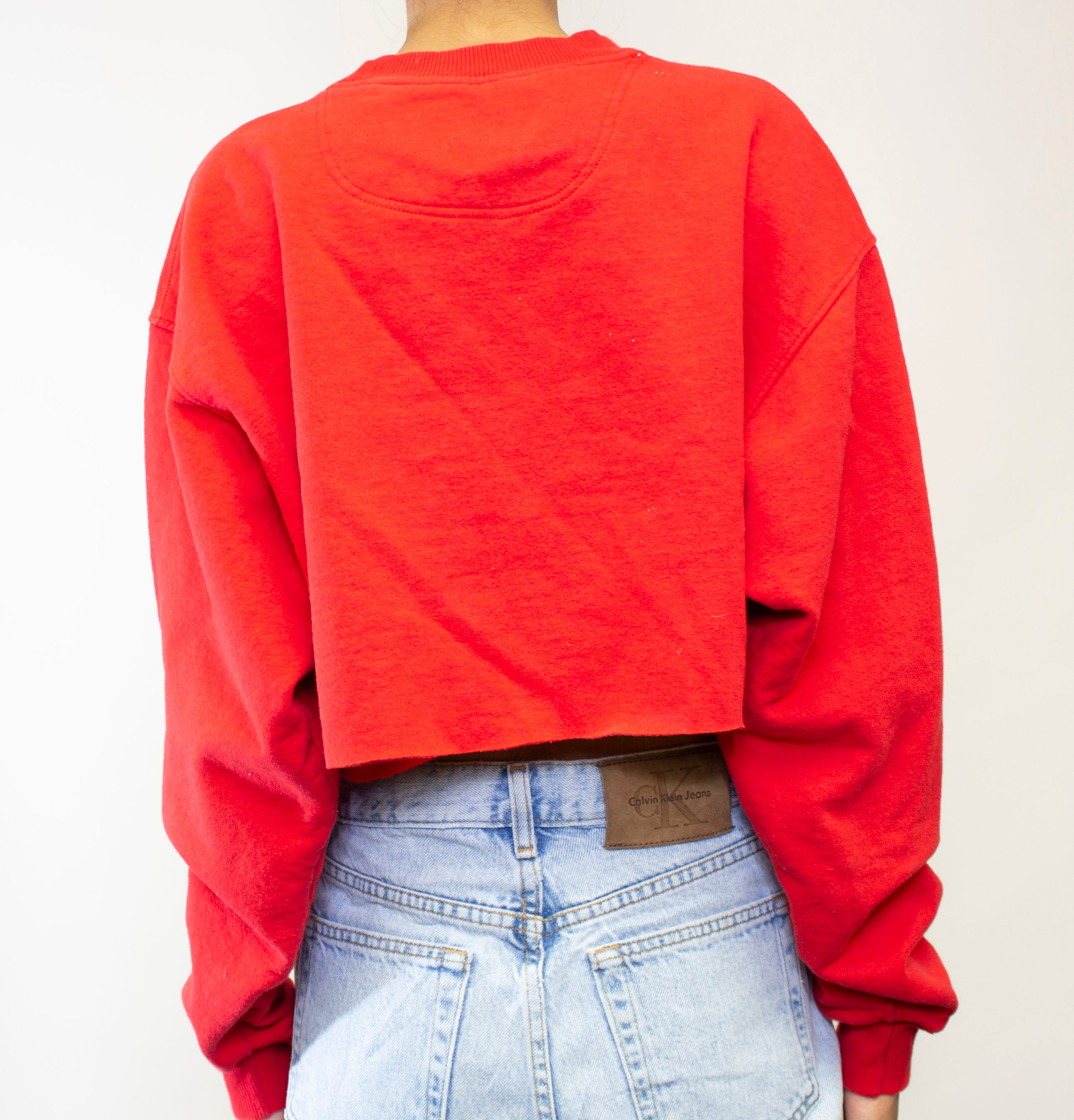 Bright red Champion Crop