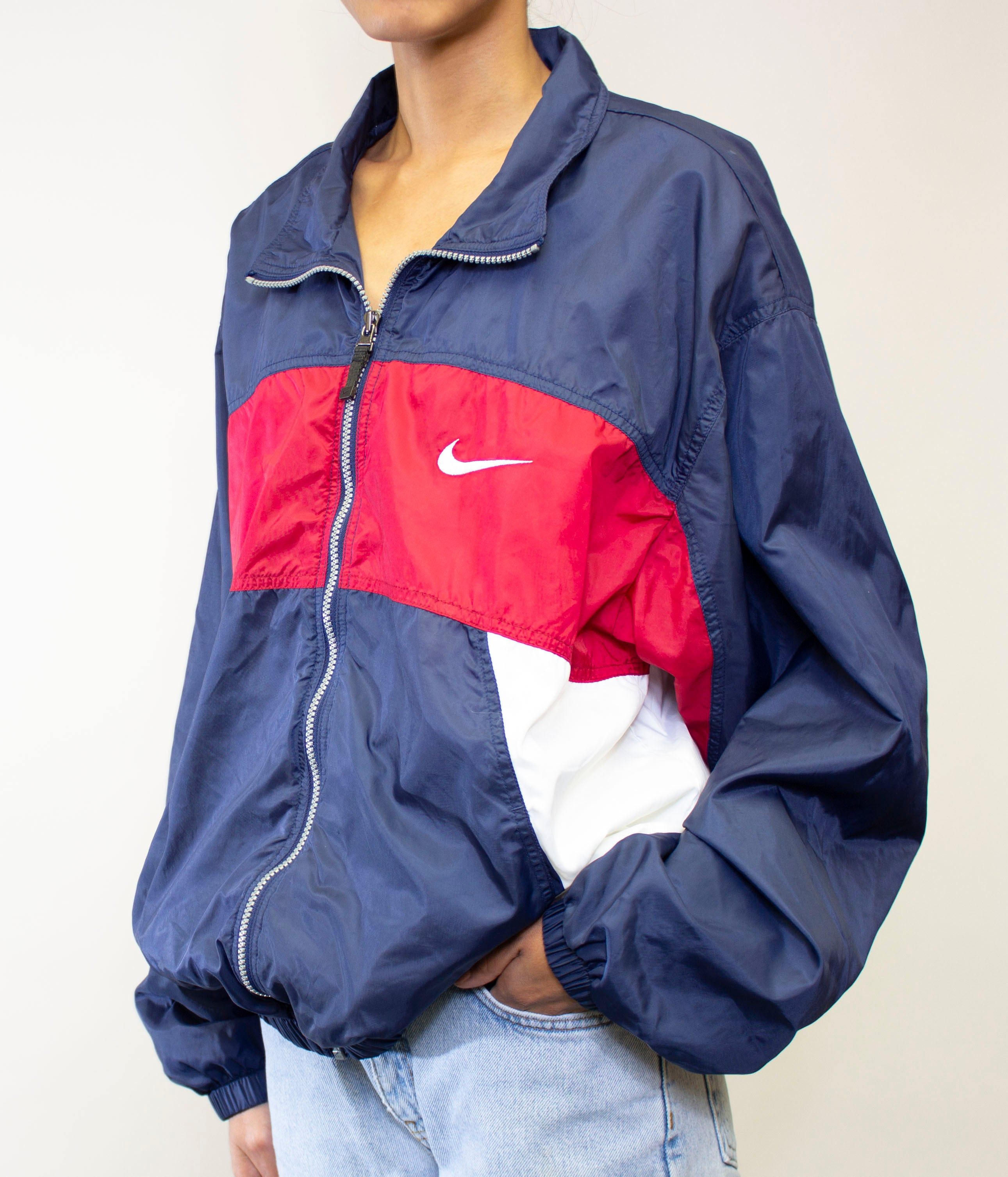 Colour block Nike Windbreaker