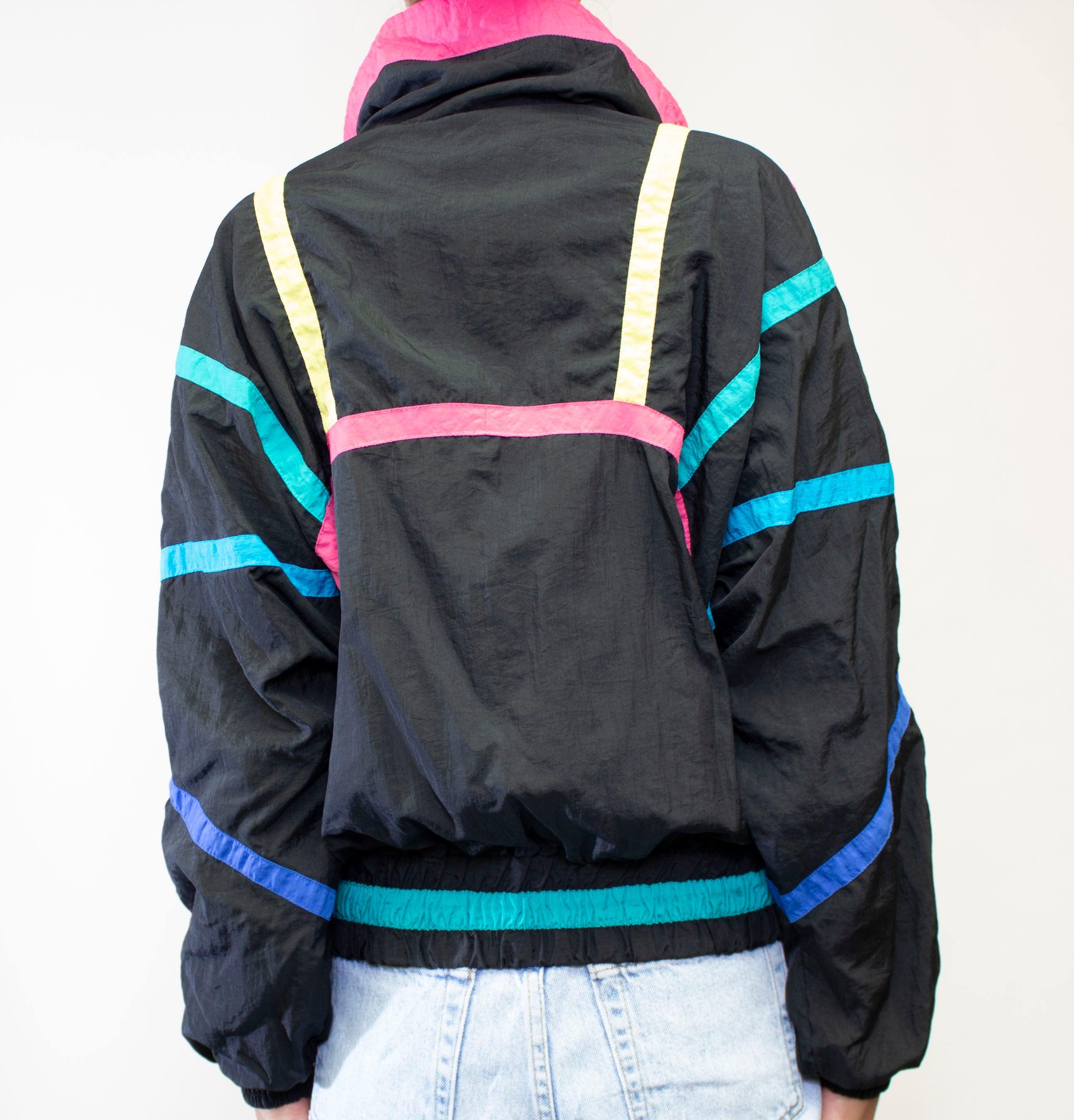 Colour Way Windbreaker