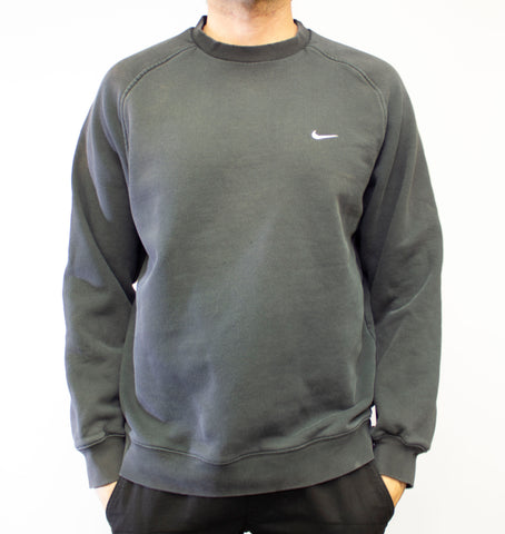 Nike Taupe Windbreaker Sweater