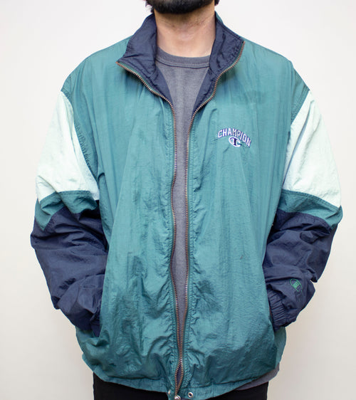 Greens Champion Windbreaker