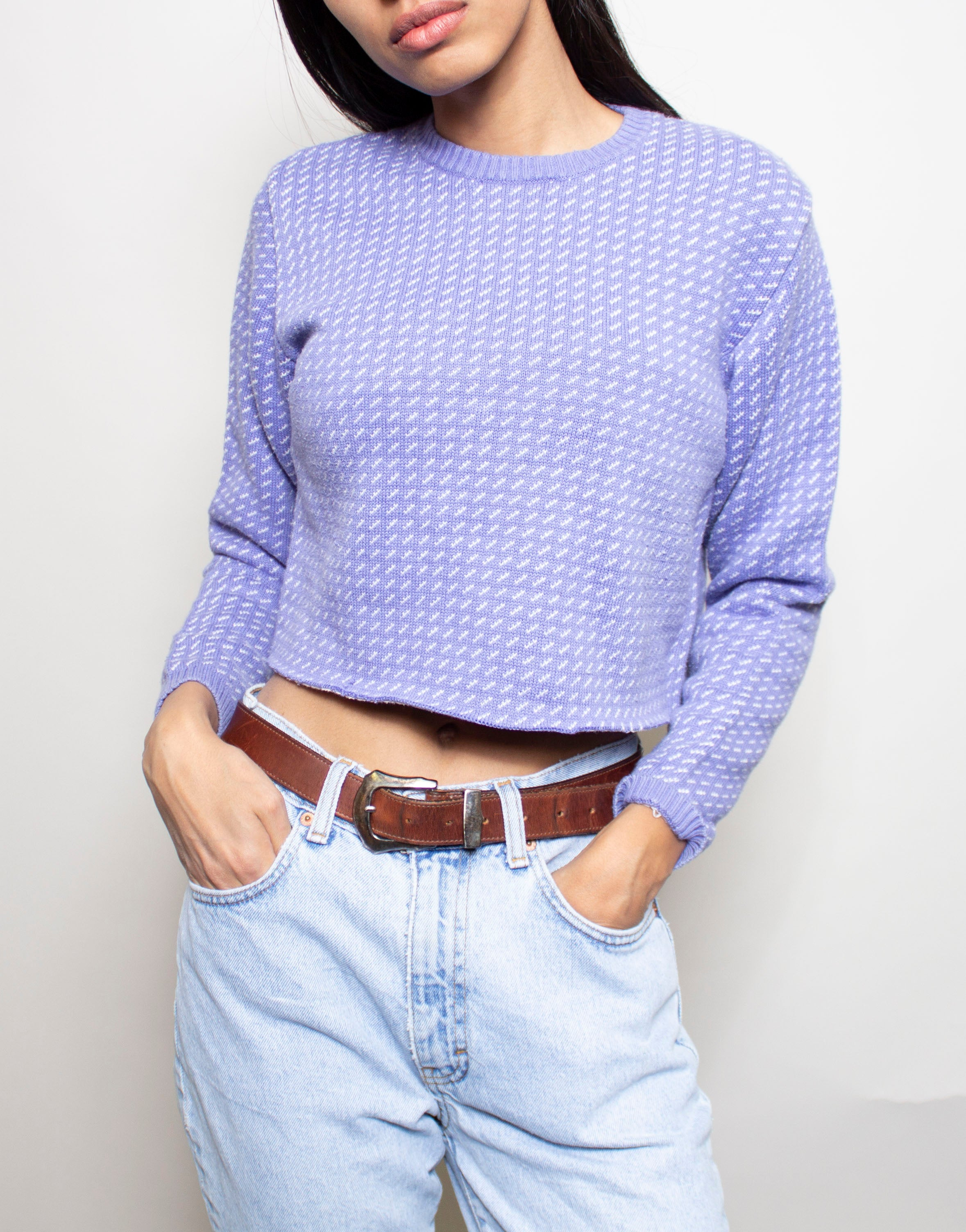 Liliann Pattern Sweater