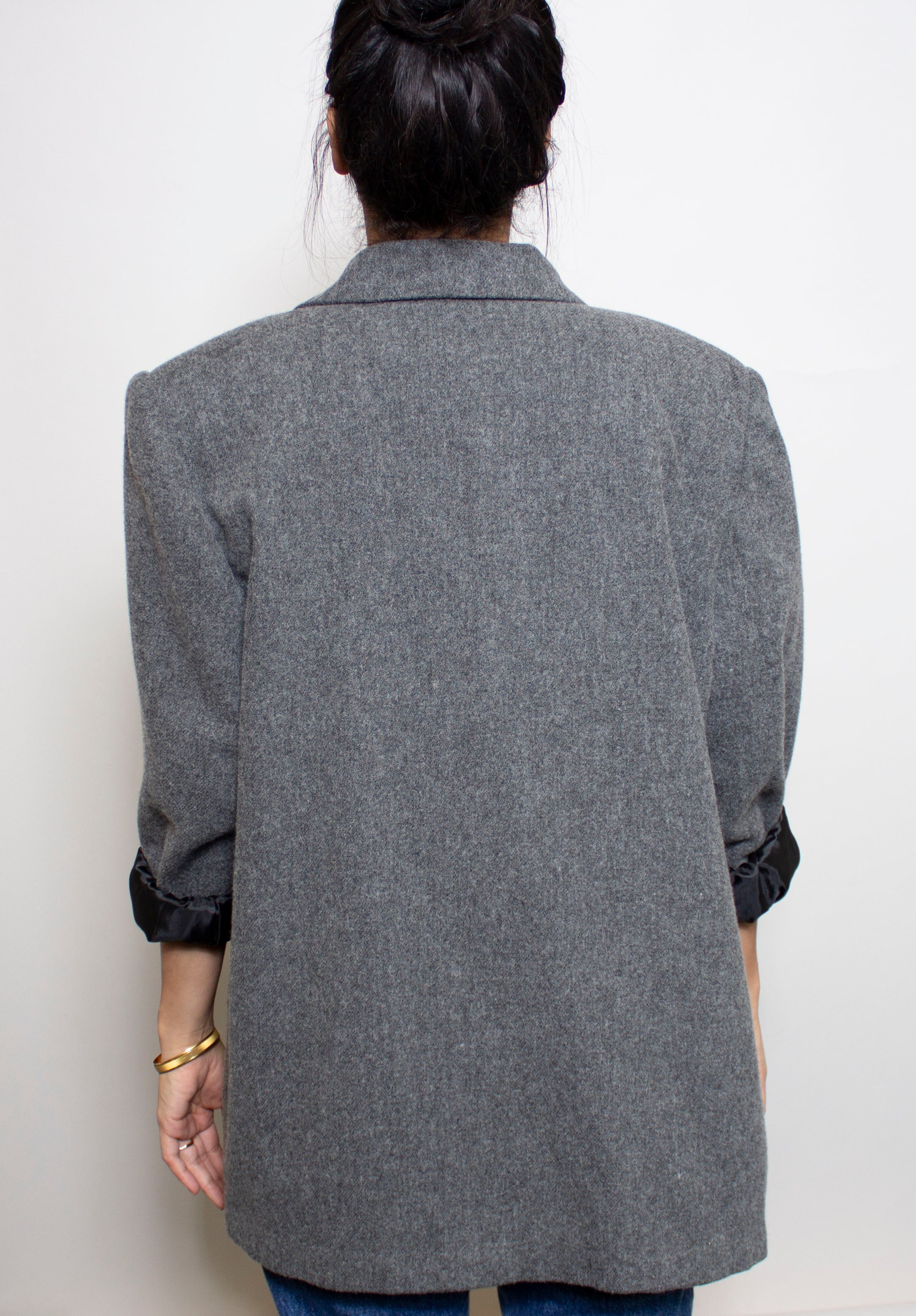 Wool 'Mens' Blazer