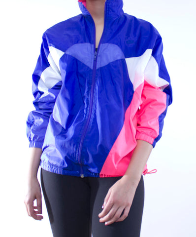 Retro Reebok Windbreaker