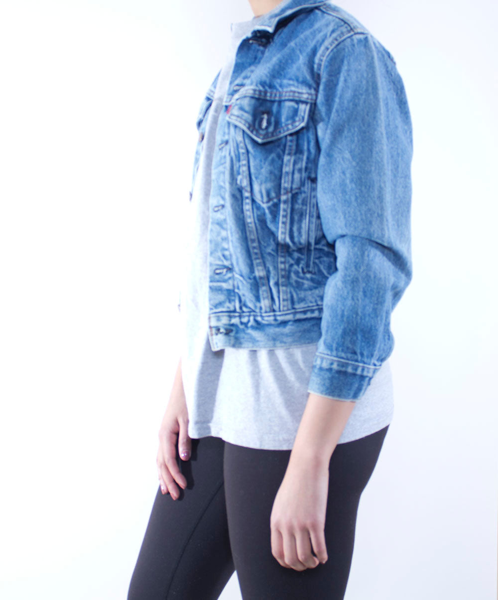 Rodeo Levis Denim Jacket