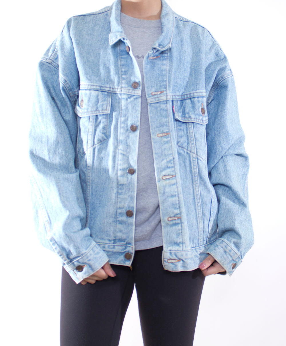 Shanina Levis Denim Jacket