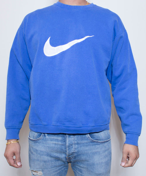 Cobalt Nike Sweater