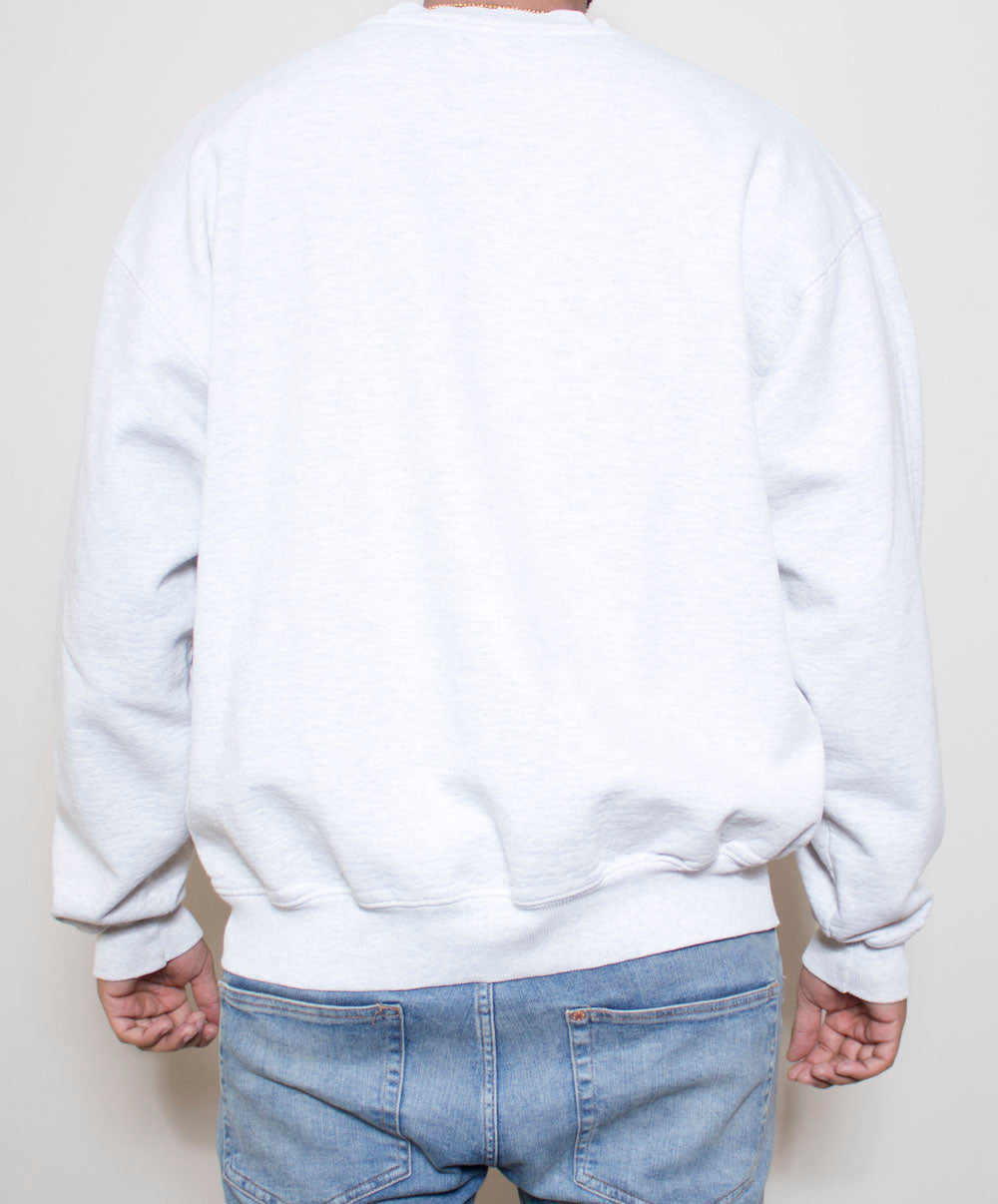 White-Out Champion Crewneck