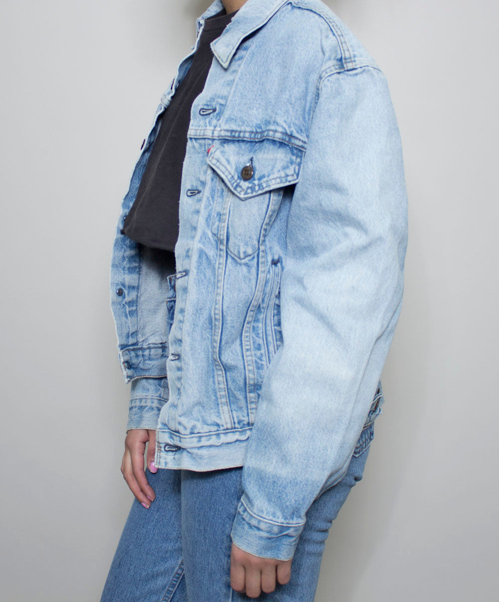 Naomi Levis Denim Jacket