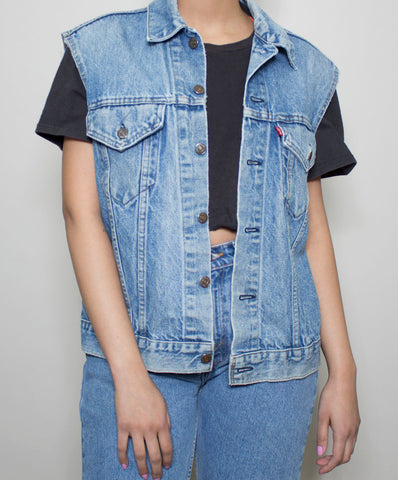 Katya Levis Denim Jacket