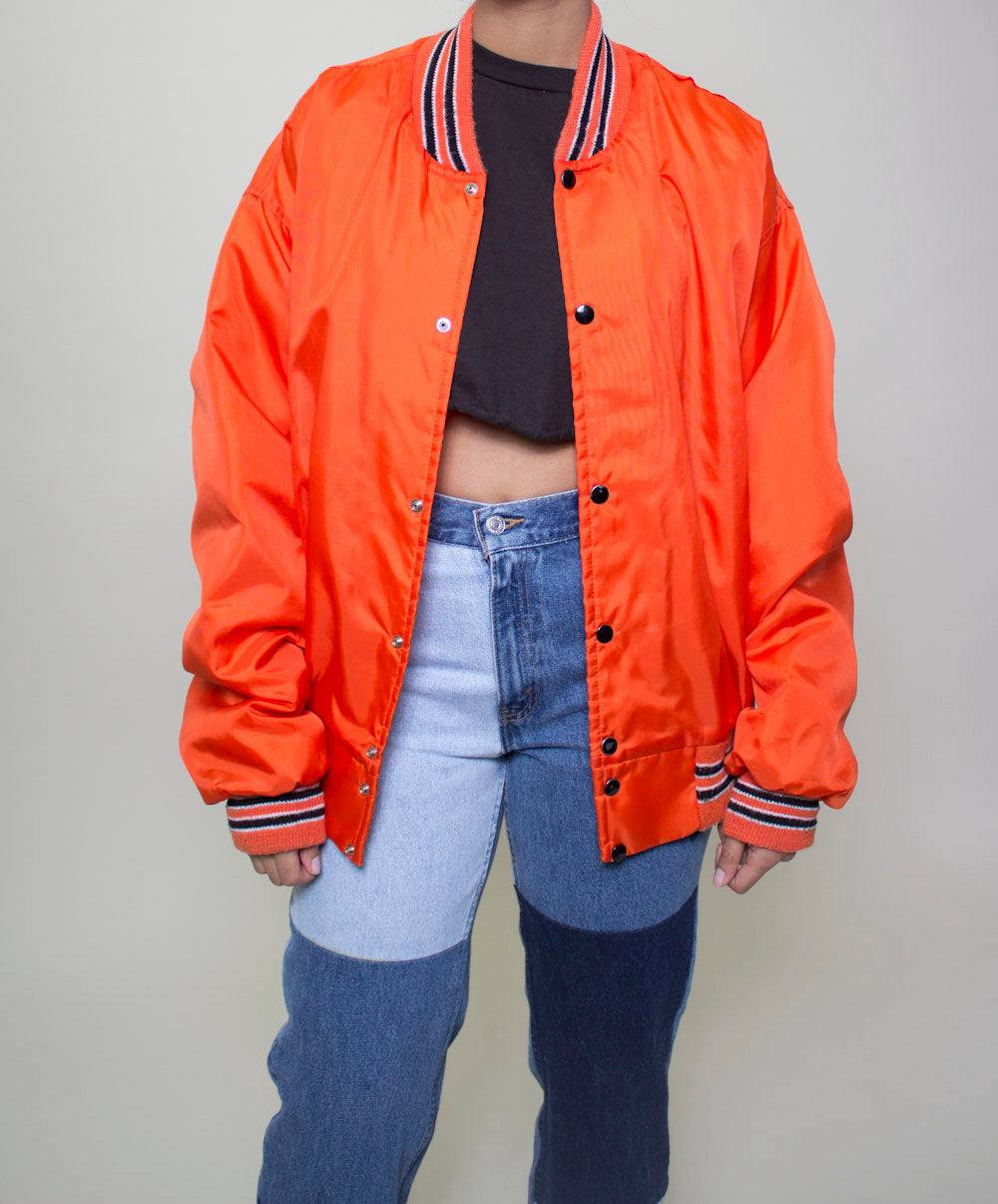 Rocket Orange Bomber
