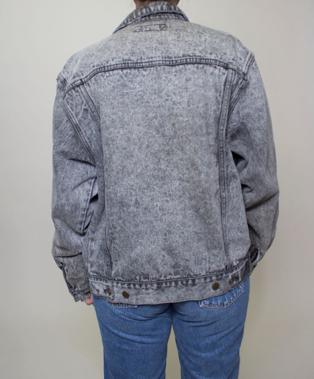 Kendall Acid Wash Jacket