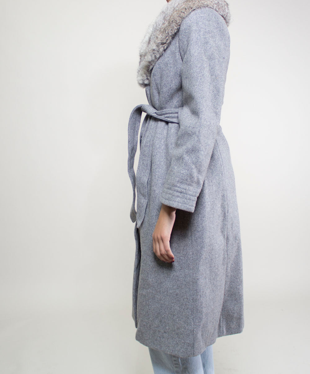 Zain Trench Coat