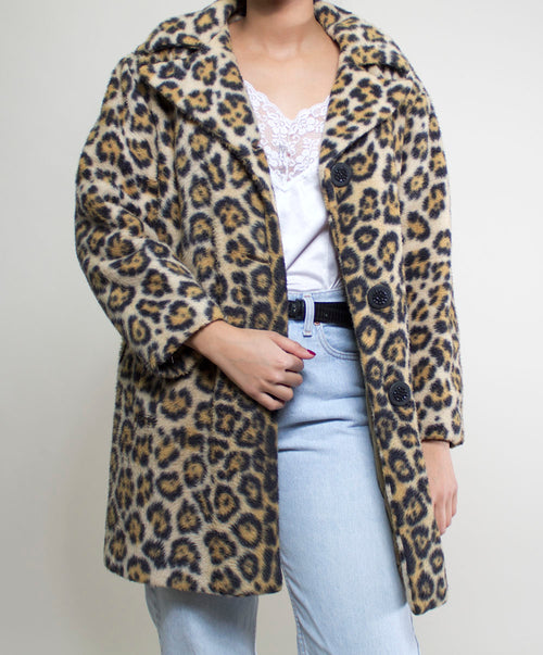 Wild Thoughts Coat