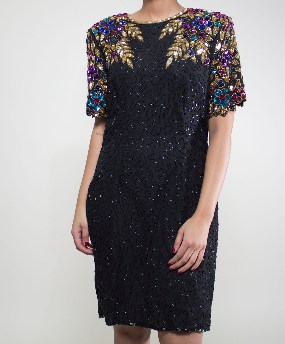 Aphrodite Sequin Dress