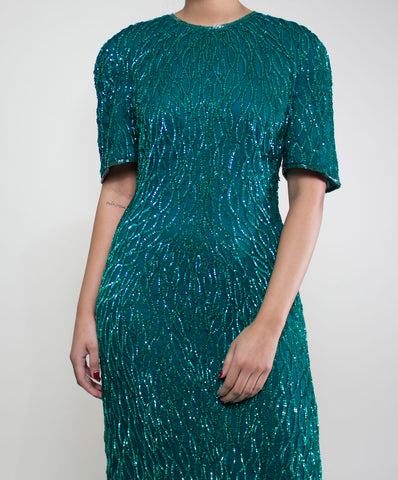Sasha Sequin Dress