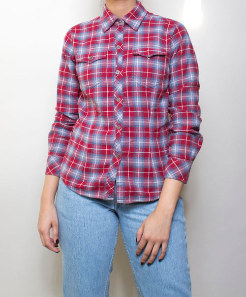 Belize Plaid Shirt