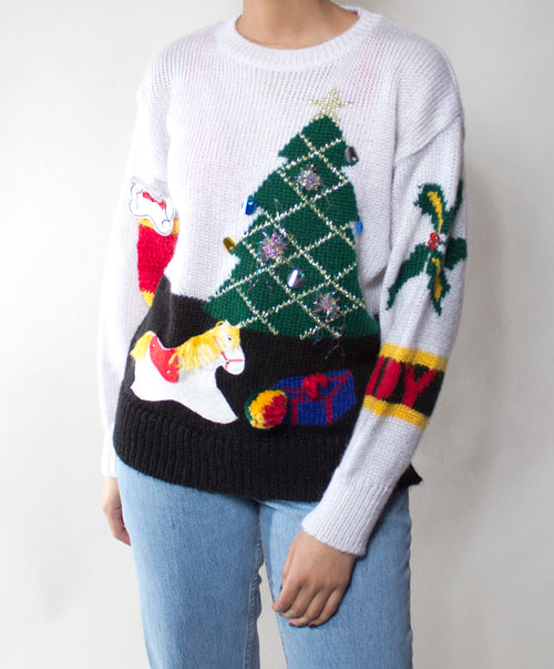 Ugly X-Mas Sweater: Holiday Cheer