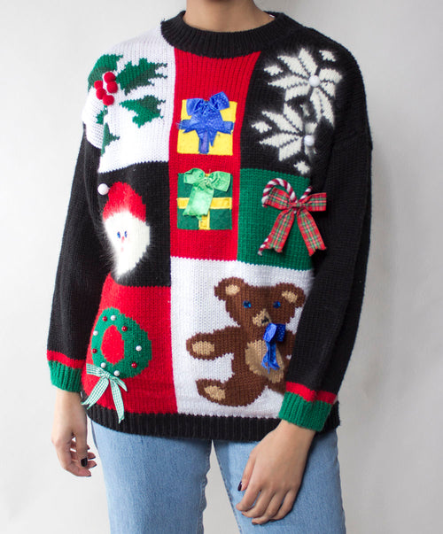 Ugly X-Mas Sweater: Holiday Gift