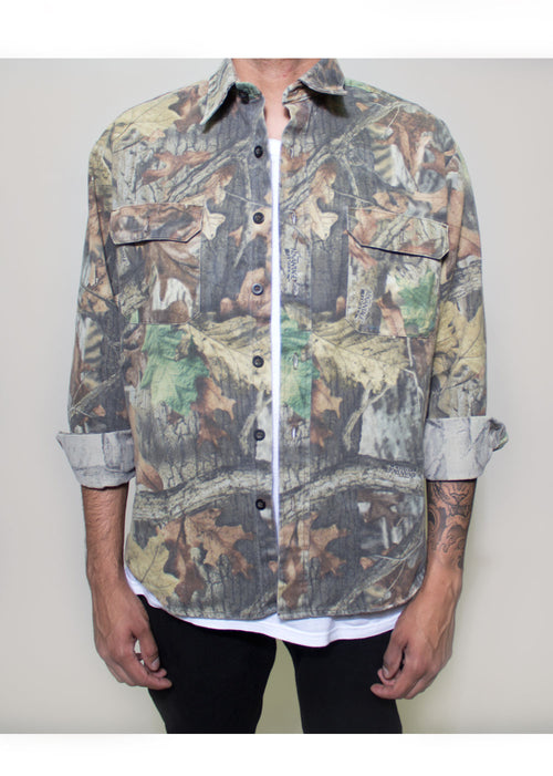 Advantage Timber Button-Up