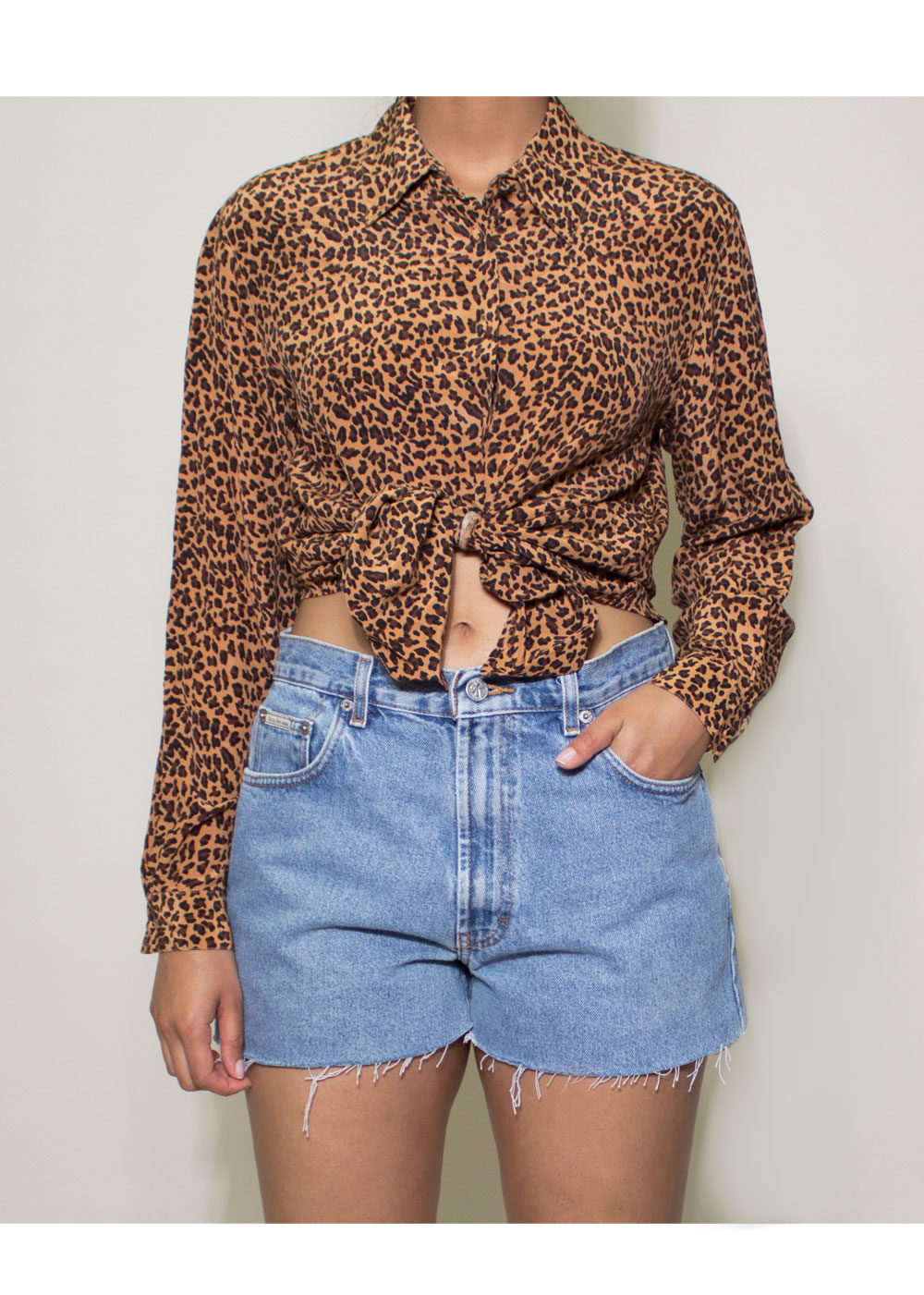 Wild Thoughts Blouse