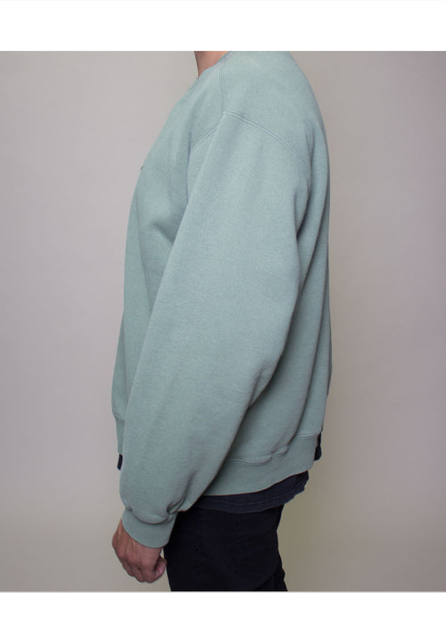Light Green Nike Crewneck